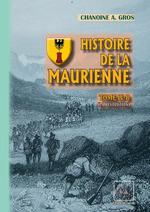Histoire de la Maurienne (Tome 4-b)