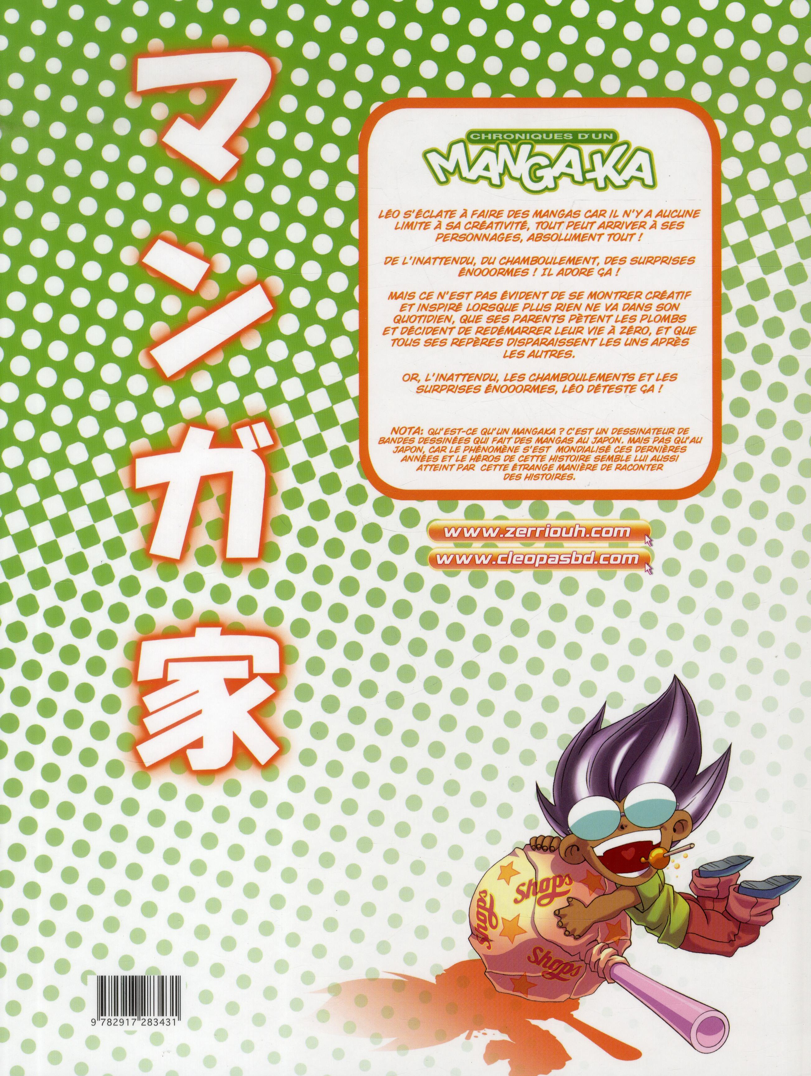 Chronique d'un manga-ka t.3
