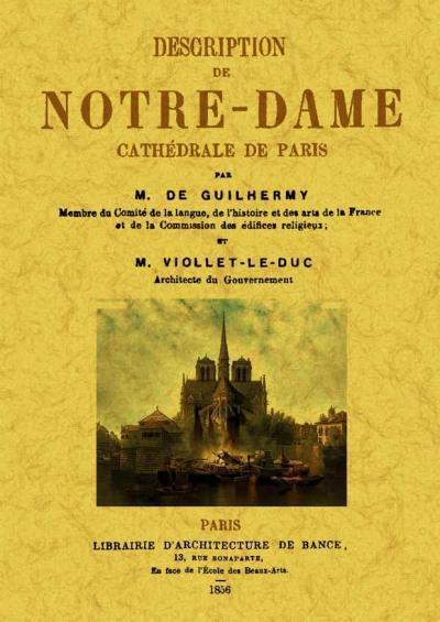 Description de Notre-Dame cathédrale de Paris