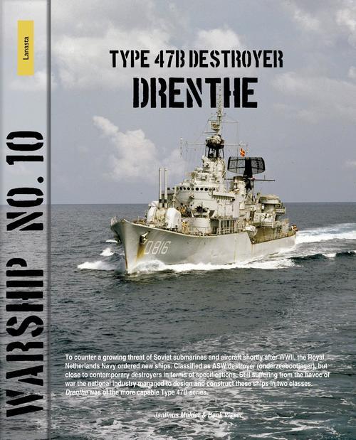 Type 47B destroyer Drenthe