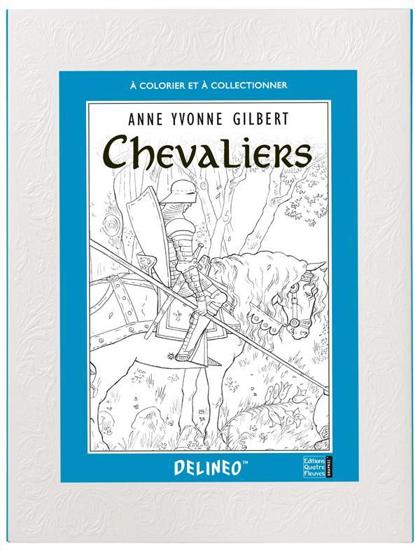 Chevaliers ; à colorier