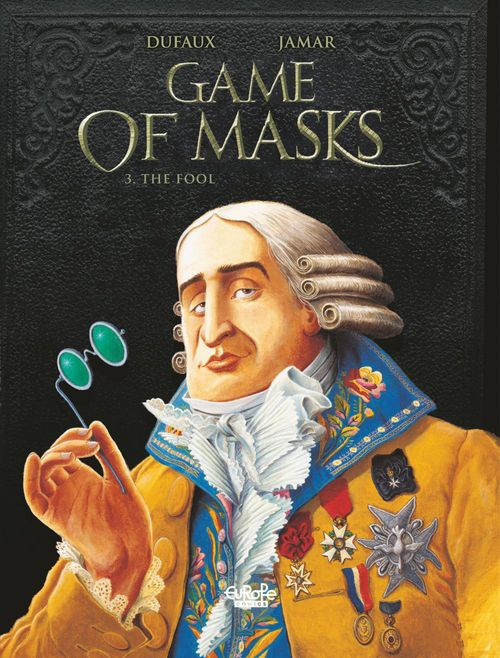 Game of Masks - Volume 3 -  The Fool