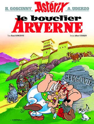 ASTERIX - T11 - ASTERIX - LE BOUCLIER ARVERNE - N 11 GOSCINNY / UDERZO