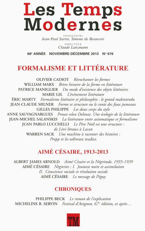 Les Temps Modernes N° 676  - Revue Les Temps Modernes  - collectifs