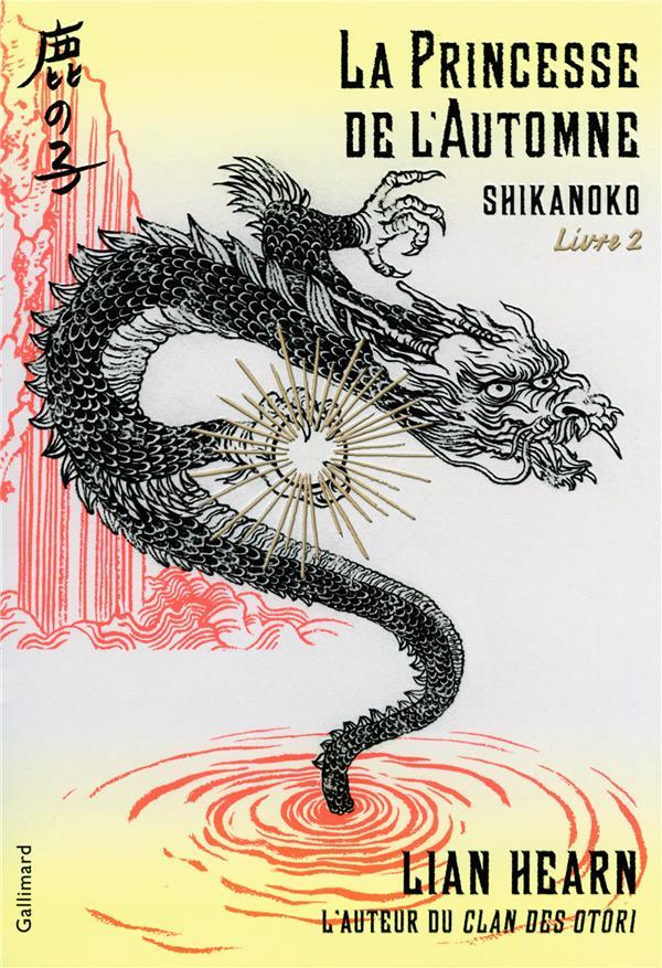 Shikanoko T.2 ; la princesse de l'automne