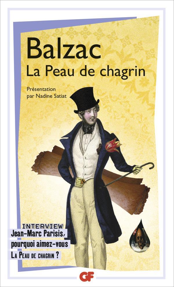 LA PEAU DE CHAGRIN NE