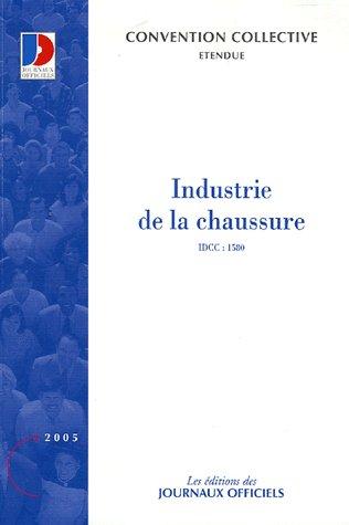 Industrie De La Chaussure