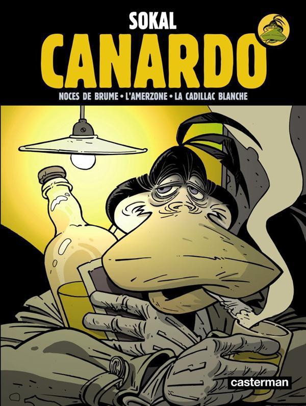 Canardo ; INTEGRALE VOL.2 ; noces de brume ; l'amerzone ; la cadillac blanche