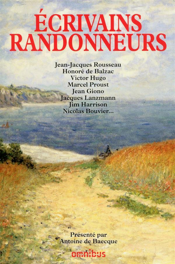 écrivains randonneurs