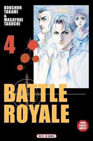 Vente EBooks : Battle Royale T04  - Koushun Takami