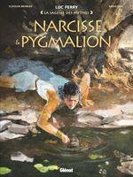 Vente Livre Numérique : Narcisse & Pygmalion  - Clotilde Bruneau - Diego Oddi - Luc Ferry
