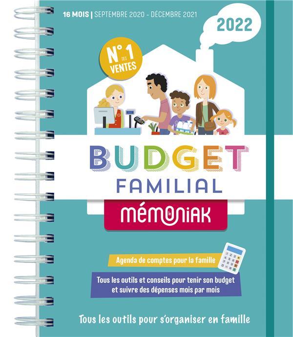 Mémoniak ; budget familial (édition 2021/2022)