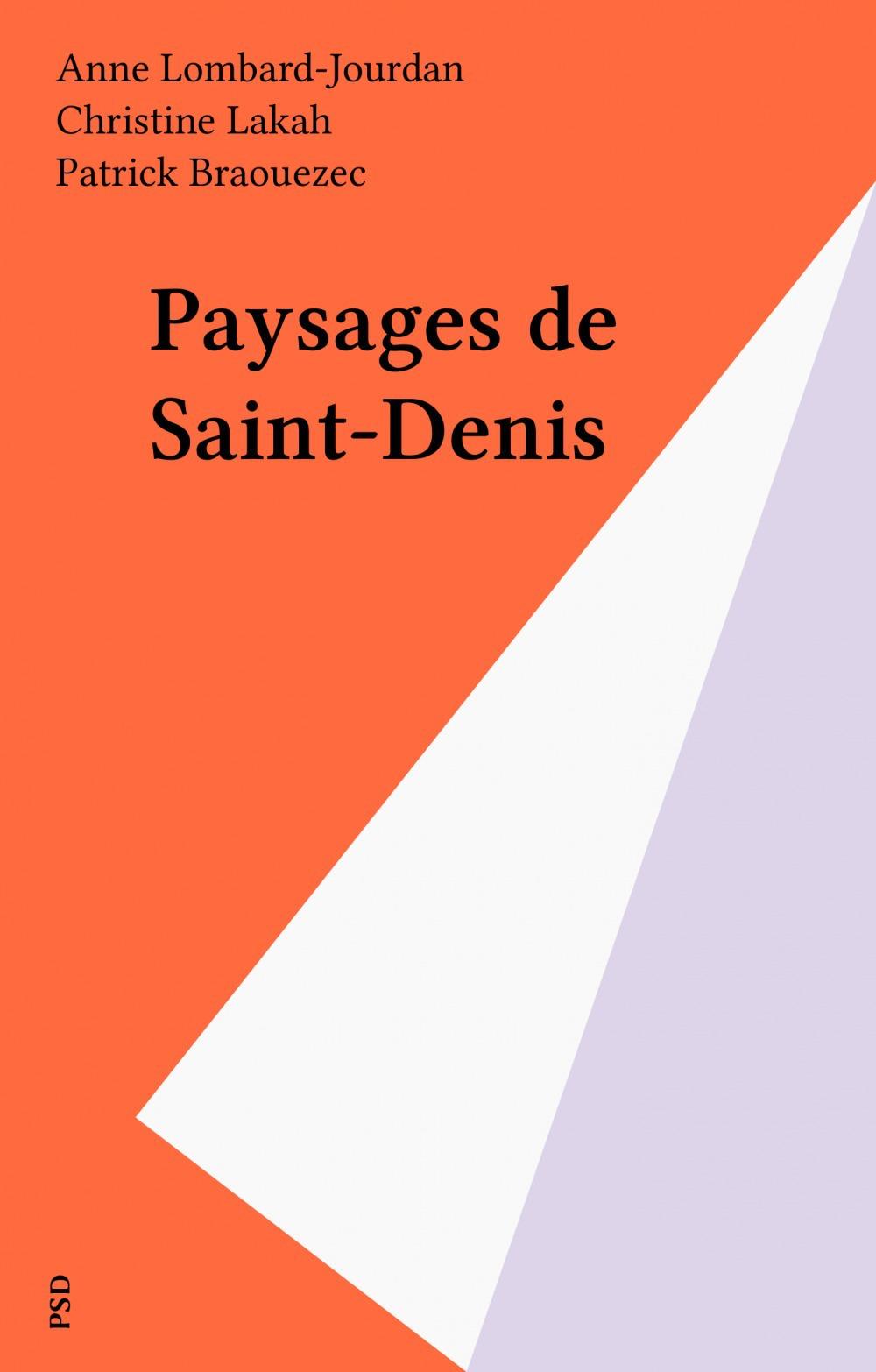 Paysages de Saint-Denis