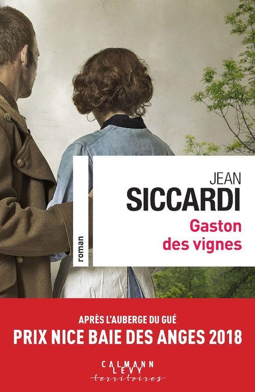 Gaston des vignes  - Jean Siccardi