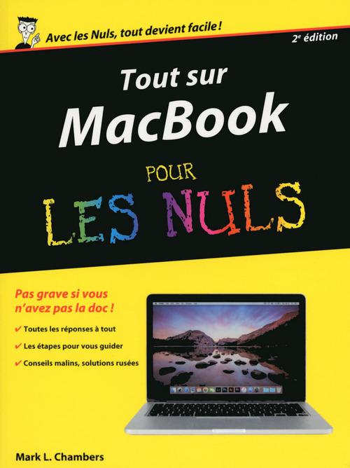 tout sur macbook, pro air retina pour les nuls (2e édition)