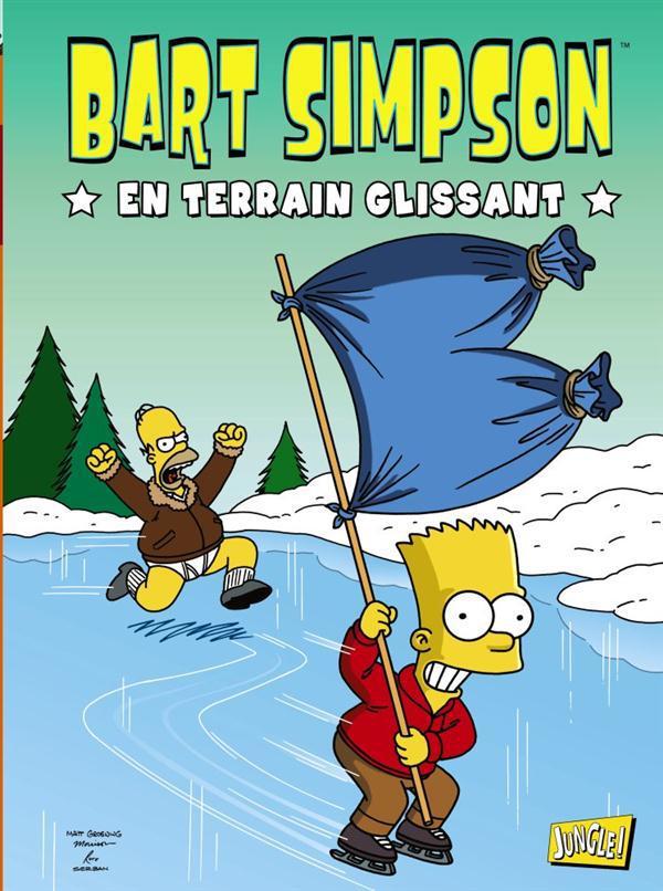 Bart Simpson T.2 ; En Terrain Glissant