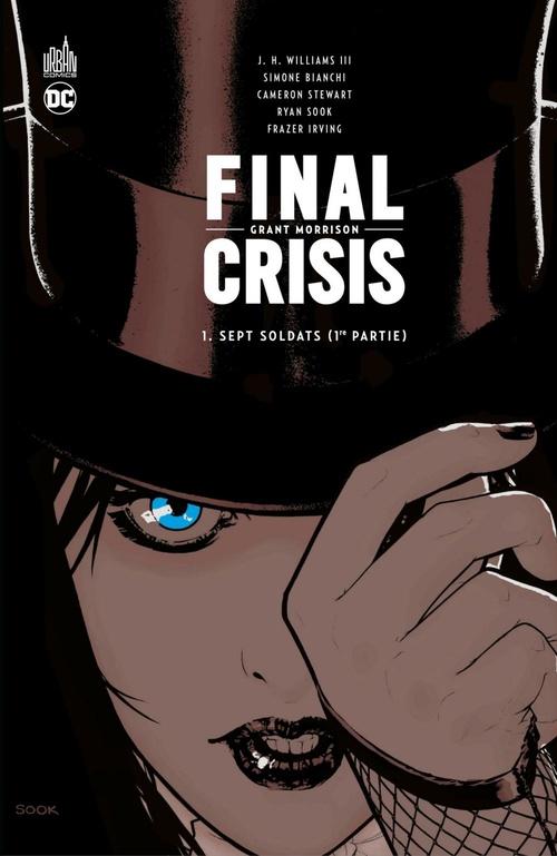 Final crisis T.1 ; sept soldats t.1