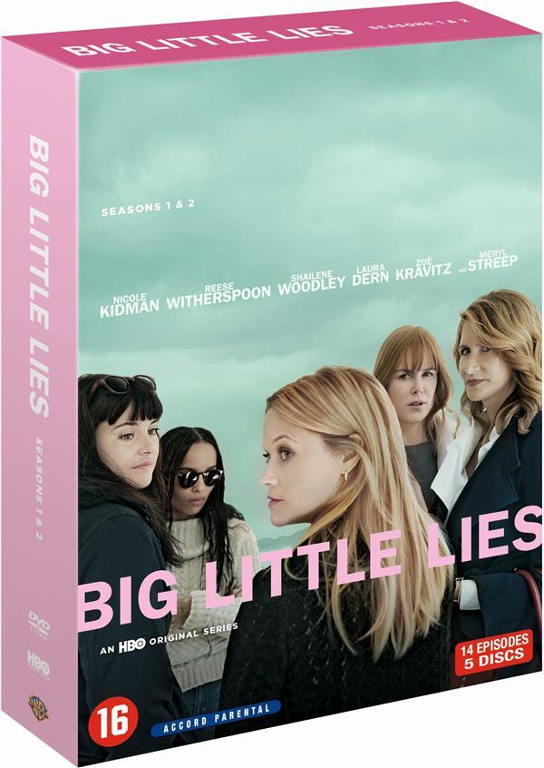 Big Little Lies - Saisons 1 & 2