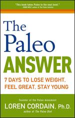 The Paleo Answer  - Loren Cordain