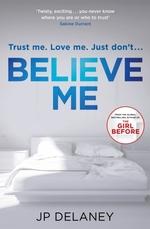 Vente Livre Numérique : Believe Me  - JP Delaney