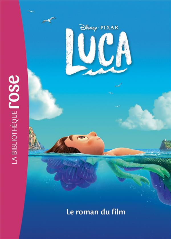 Luca, le roman du film