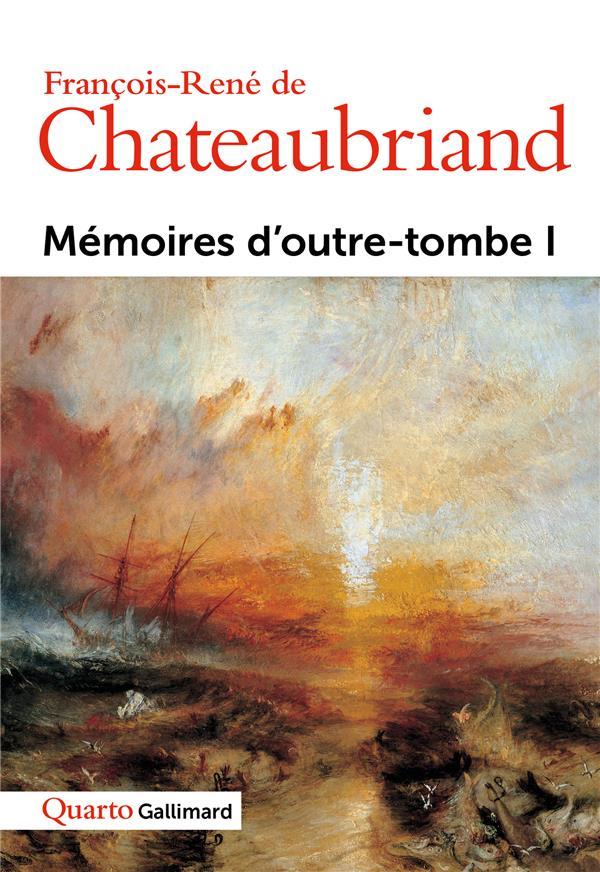 Mémoires d'outre-tombe t.1