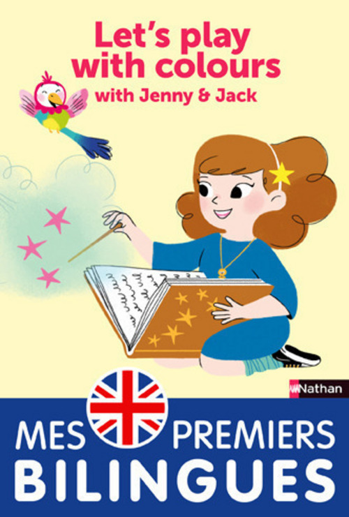 Let's play with colours with Jenny & Jack!