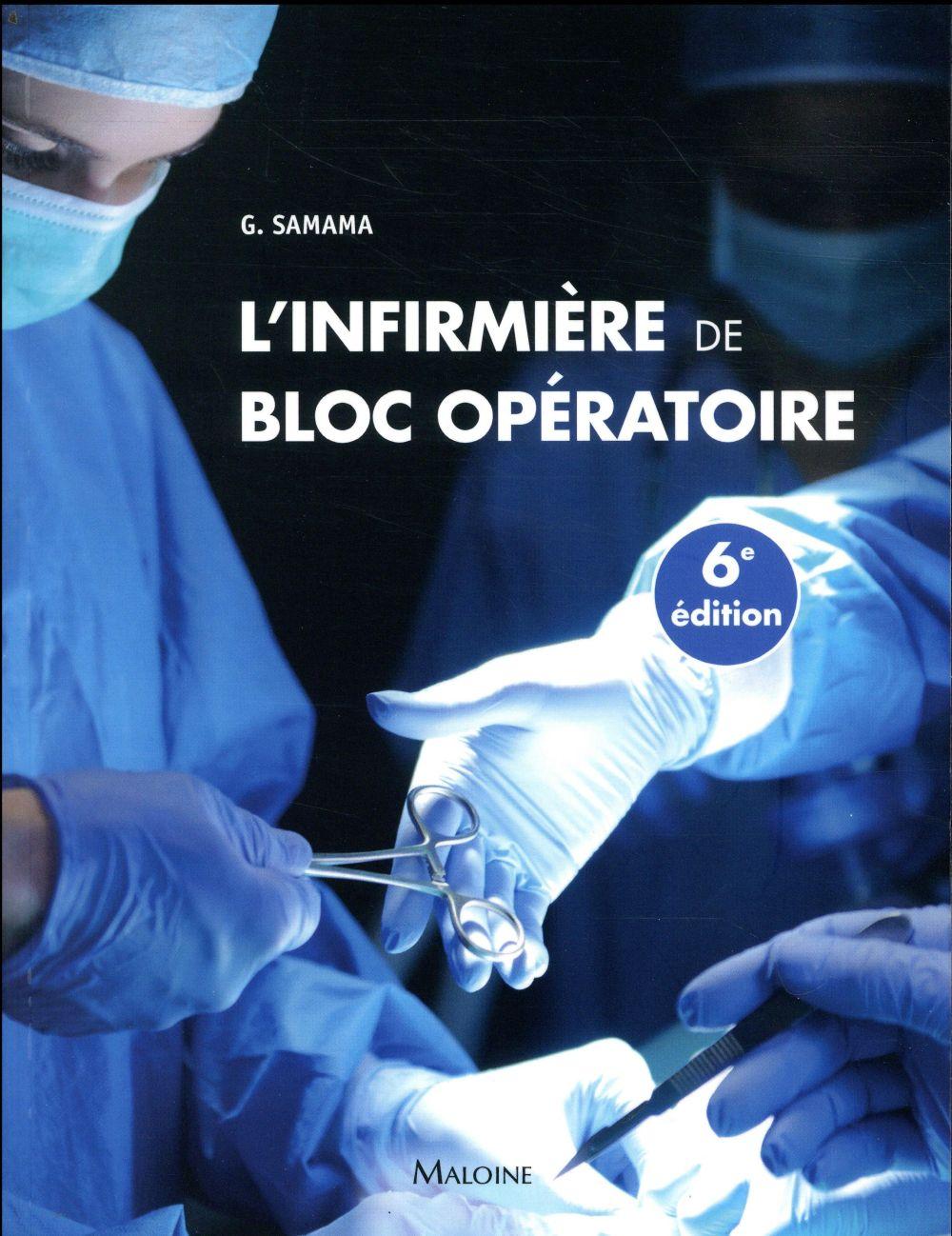 L'infirmière de bloc opératoire (6e édition)