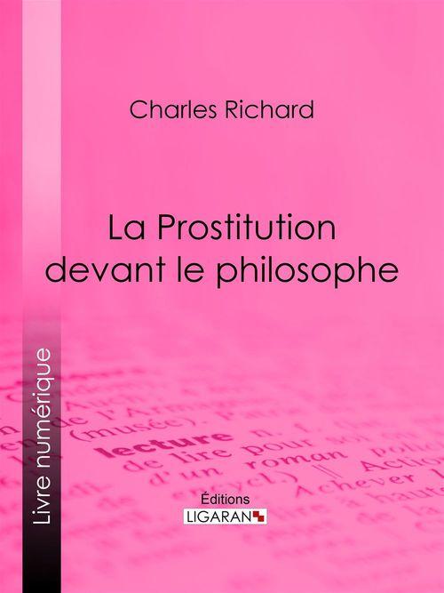 La Prostitution devant le philosophe