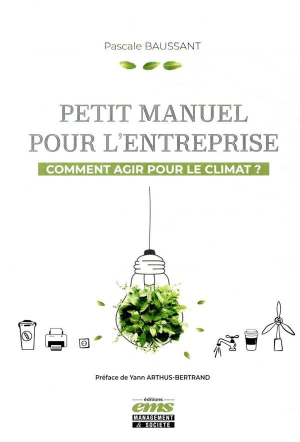 PETIT MANUEL POUR L'ENTREPRISE