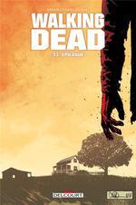 Couverture de Walking Dead T33 - Epilogue