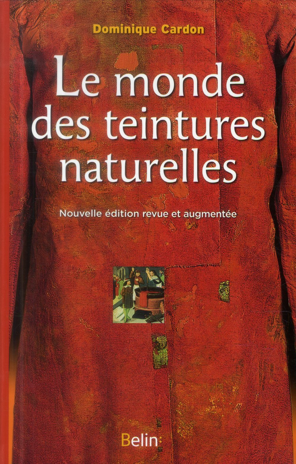 Le monde des teintures naturelles