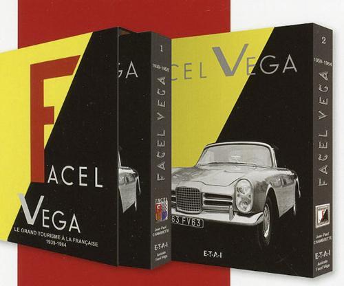 Facel Véga ; le grand tourisme à la française 1939-1964 ; coffret