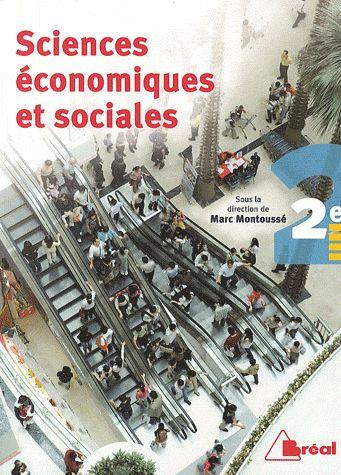 sciences économiques et sociales ; seconde ; enseignement d'exploration