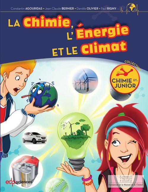 Chimie et changement climatique junior