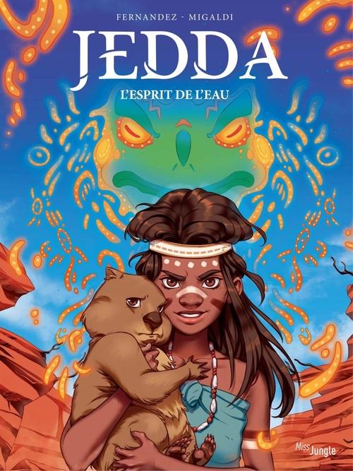 Jedda : l'esprit de l'eau