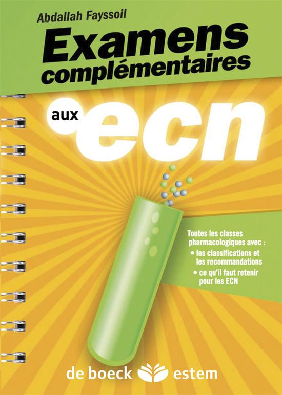 Examens Complementaires Aux Ecn