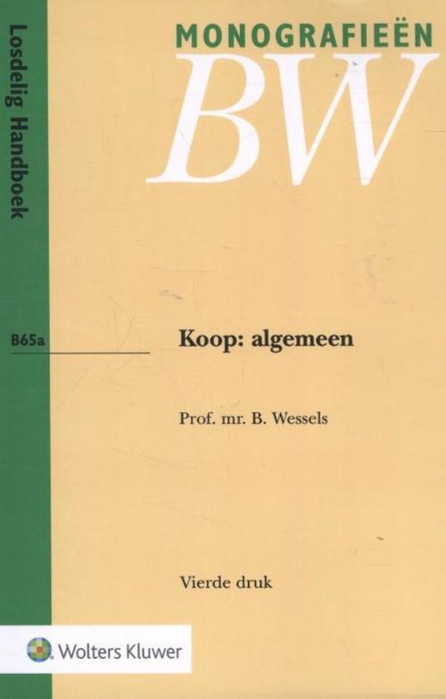 Koop: algemeen druk 4 - losdelig handboek