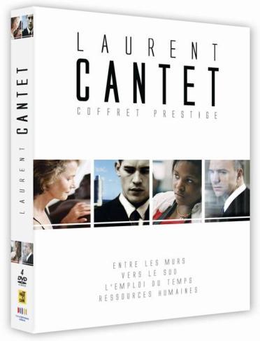 Laurent Cantet - Coffret prestige