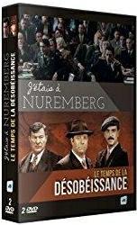 coffret 2nde guerre : j'étais à Nuremberg ; le temps de la désobéissance