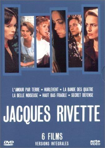 Jacques Rivette - 6 films