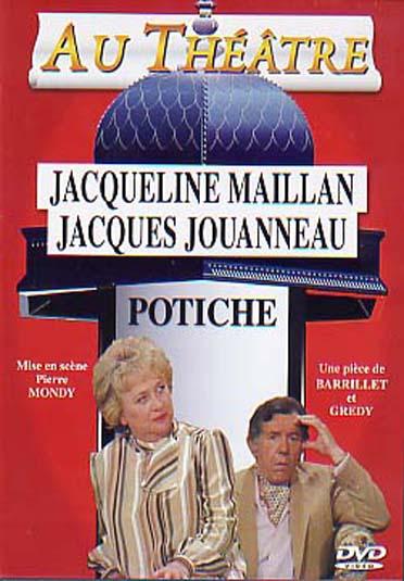 Potiche - Pièce de théâtre avec Jacqueline Maillan 7321950105434_vid