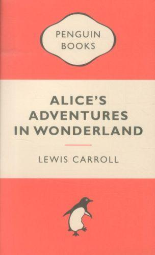 ALICE-S ADVENTURES IN WONDERLA