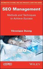 Vente Livre Numérique : SEO Management  - Véronique Duong