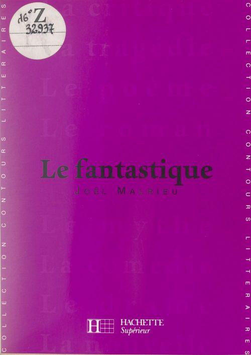 Le fantastique