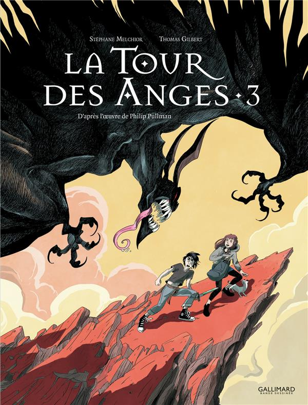 La tour des anges T.3