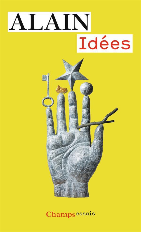 Idees introduction a la philosophie. platon, descartes, hegel
