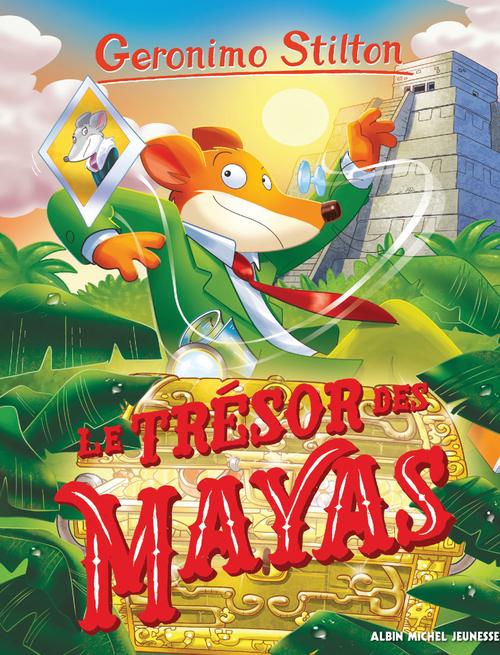 Geronimo Stilton T.94 ; le trésor des Mayas