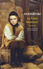 Vente Livre Numérique : Les Frères Karamazov 2  - FEDOR DOSTOÏEVSKI