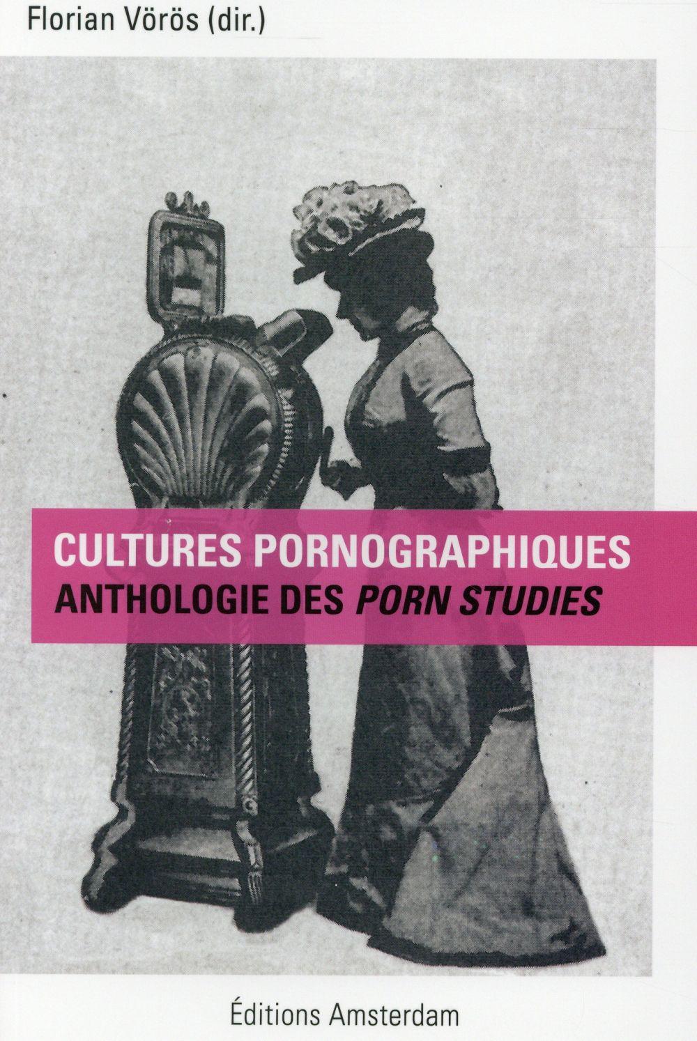 Cultures pornographiques ; anthologie des porn studies